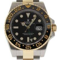 Rolex GMT-Master II 116713 Steel Gold Black Ceramic 2015...
