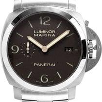 Panerai Luminor Marina 1950 3 Days Titanio Brown Dial 44MM...