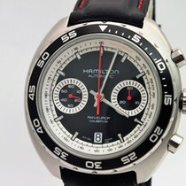 Hamilton pan-europ caliber 31 automatic chronograph men w. watch