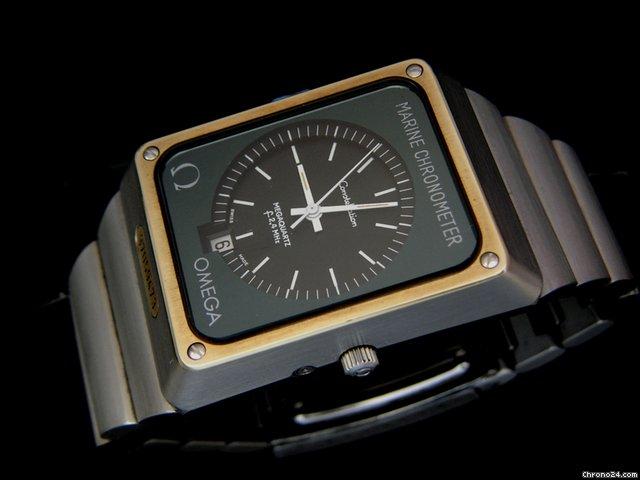 Omega Rare Mint Marine Chronometer