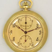 Tiffany Minute Repeater Pocket Watch circa 1915