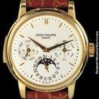 Patek Philippe Perpetual calendar minute repeater