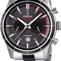 Festina Timeless Chronograph F16819/2 Herrenchronograph...
