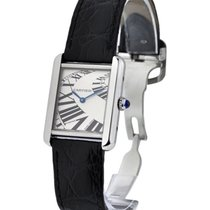 Cartier Tank Solo Small in Steel