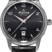 Alpina Geneve Alpiner Automatic AL-525B4E6 Herren Automatikuhr...
