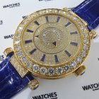 Franck Muller Ronde Double Mystery Pink Gold and Diamonds  -...