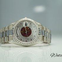 Rolex Day Date Ref: 18039 Diamanten 4,2ct