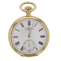 Pocket Watch Vacheron Constantin Chronometre Royal Sun Burst...