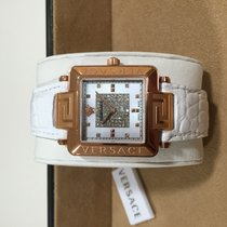 Versace Reve Carre PVD Rosegold with Diamonds | EUR Bonus...