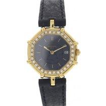 Gérald Genta Ladies Diamond 18k Gold Gerald Genta Octagonal...