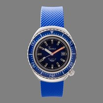 Squale Taucheruhr  Professional 2002 Series Watches 2002-BL
