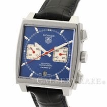 TAG Heuer Monaco Calibre 12 Automatic Chronograph Steel 39MM