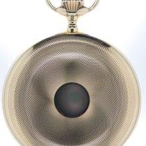 IWC Mans Pocket Watch Savonette
