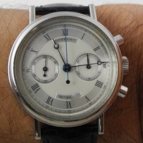 Breguet Chronograph white gold ref.3237