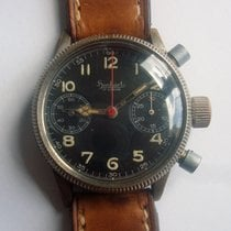 显赫 (Hanhart) Two Registers Chronograph WWII German Military