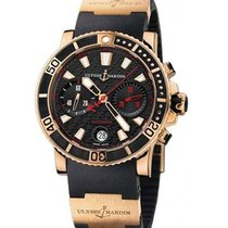 Ulysse Nardin 8006-102-3A/926 Maxi Marine Diver Chronograph in...