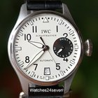 IWC Big Pilot Platinum Tourneau Limited Edition of 10 U...