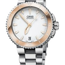 Oris Diving Ladies Aquis Date