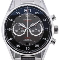 TAG Heuer Carrera Flyback Chronograph 43 Steel Calibre 36