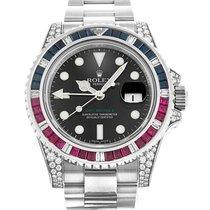 Rolex Watch GMT Master II 116759 SARU