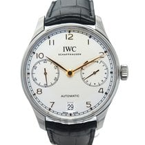 IWC Portugieser Automatic White Stainless Steel 42.3mm