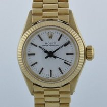 Rolex PRESIDENT OYSTER PERPETUAL 6719 WHITE DIAL 2- YEAR...