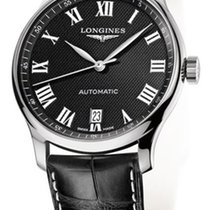 Longines Master Automatic 38.5mm L2.628.4.51.7 Stainless Steel...