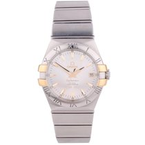Omega Pre-Owned Constellation Co-Axial 35mm 123.20.35.20.02.004