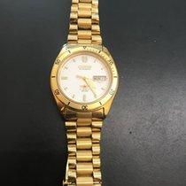 Citizen Automatic elegant dress watch gold colour