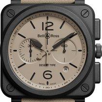 Bell & Ross BR03-94 Desert Chronograph
