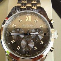 Bulova 96D135 Chronografo con Diamanti Certificati
