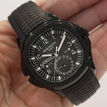 "Patek Philippe Aquanaut Travel Time ""blacked Out""..."