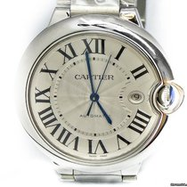 Cartier Ballon Bleu Stainless Steel LARGE