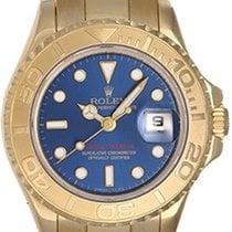 Rolex Ladies Gold Rolex Yacht - Master Watch 69628
