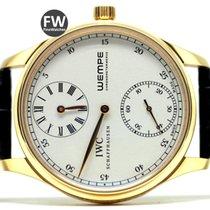 IWC Portuguese Regulateur Wempe Limited Edition 50 Pieces Gold