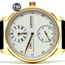 IWC Portuguese Regulateur Wempe Limited Edition 50 Pieces Gold
