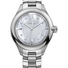 Ebel Onde Mother of Pearl and Silver Dial Steel Ladies Watch