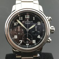 Blancpain FLYBACK CHRONOGRAPH 2185F STEEL BRACIELET