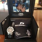 Oris Ralf Schumacher Chronograph Limited Edition