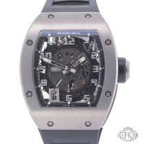 Richard Mille RM010 AH Ti |  Titanium Automatic | RM 10
