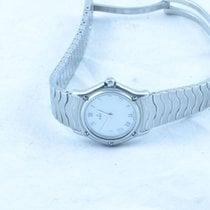 Ebel Classic Wave Damen Uhr 25mm Quartz Stahl/stahl Perlmutt