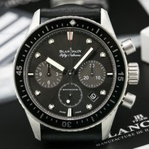 Blancpain 5200-1110-NABA Fifty Fathoms Bathyscaphe Flyback...