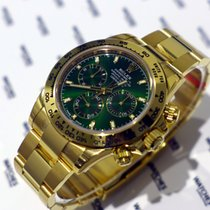 Rolex Daytona Cosmograph Green Dial - 116508
