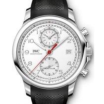 IWC Schaffhausen IW390502 Portugieser Yacht Club Chronograph...
