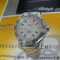 Breitling Colt 33  mit Breitling Stahlband Box & Papiere -...