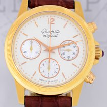 Glashütte Original Senator Jubiläumschronograph 18K Gold...