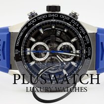 TAG Heuer Carrera Calibre Heuer 01 Automatic Chronograph Blue...