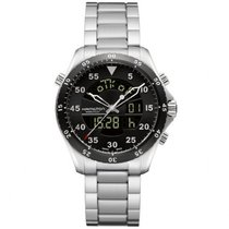 Hamilton Khaki Flight Timer Air Zermatt H64554131
