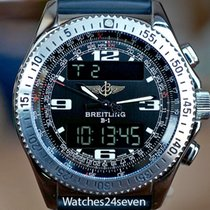 Breitling B1 Digital Analog Chronograph Quartz Ref. A68062