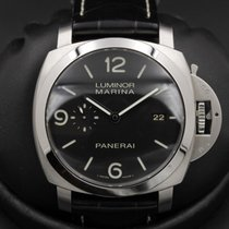 Panerai - Pam 312 - Luminor 1950's - 3 Day - R Serial -...